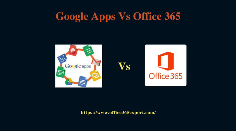 Office 365 vs Google Apps